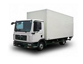 фургон 36м³