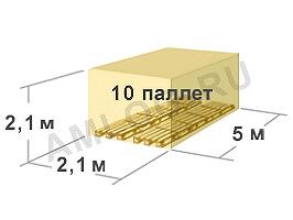 тент 18м³