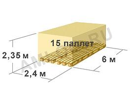 тент 36м³